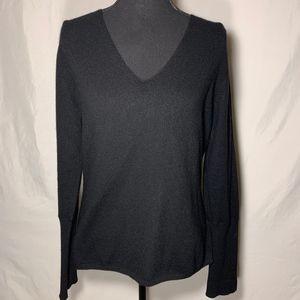 Tops - Black Cashmere Top